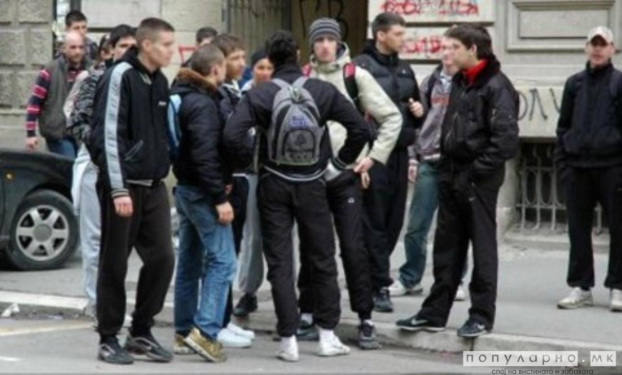 Претепан 15-годишен ученик во Тетово