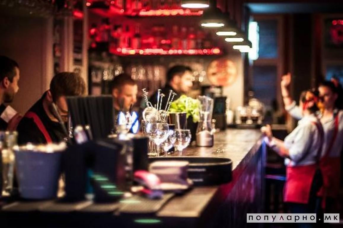 Промоција на виски за сите џентлмени вечерва во Скопје кафе