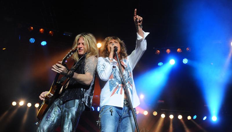 """ЕКСКЛУЗИВНО: Големите """"Whitesnake"""" на 25-ти ноември со голем концерт во Скопје!"""