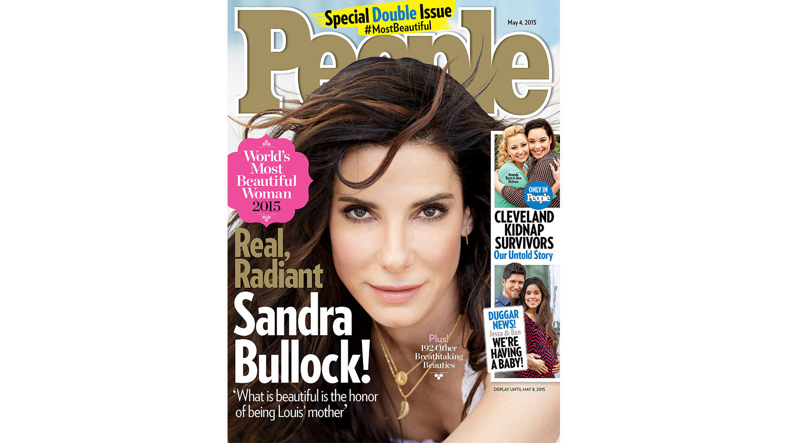 """Сандра Булок прогласена за најубава жена во светот според магазинот """"People"""""""