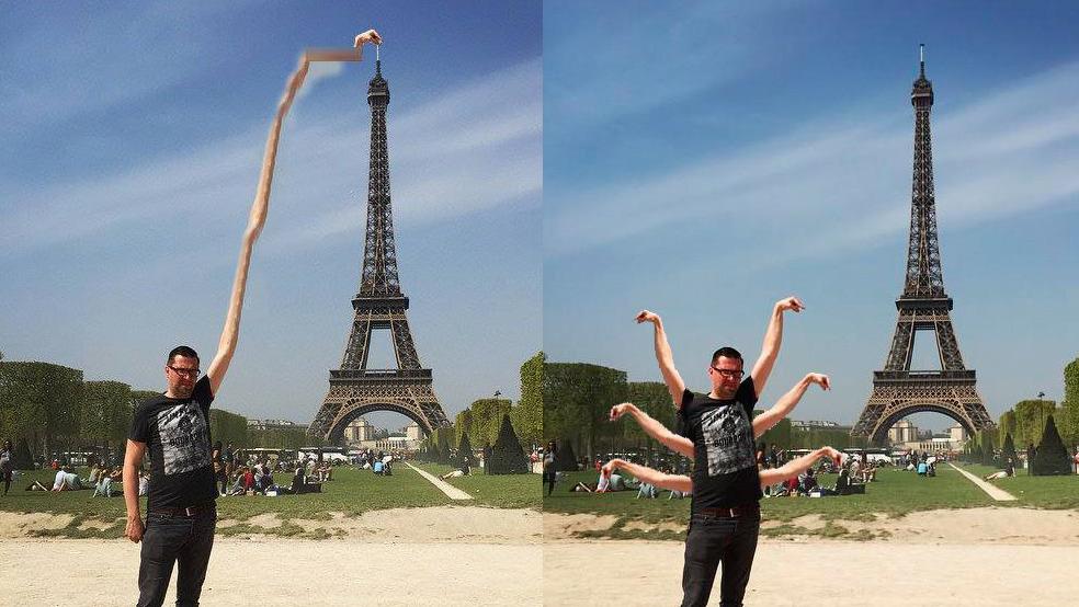 ФОТОГАЛЕРИЈА: Кога сликата со Ајфеловата кула нема да излезе како што замислувате...