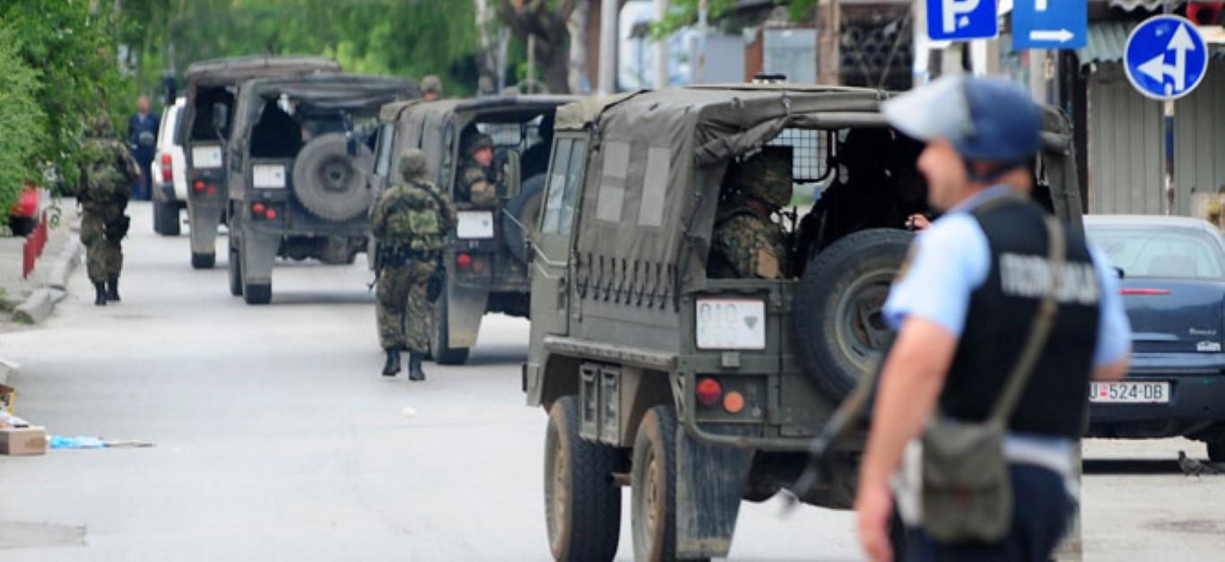 """Сѐ уште се слушаат детонации во кумановската населба """"Тоде Менол"""""""
