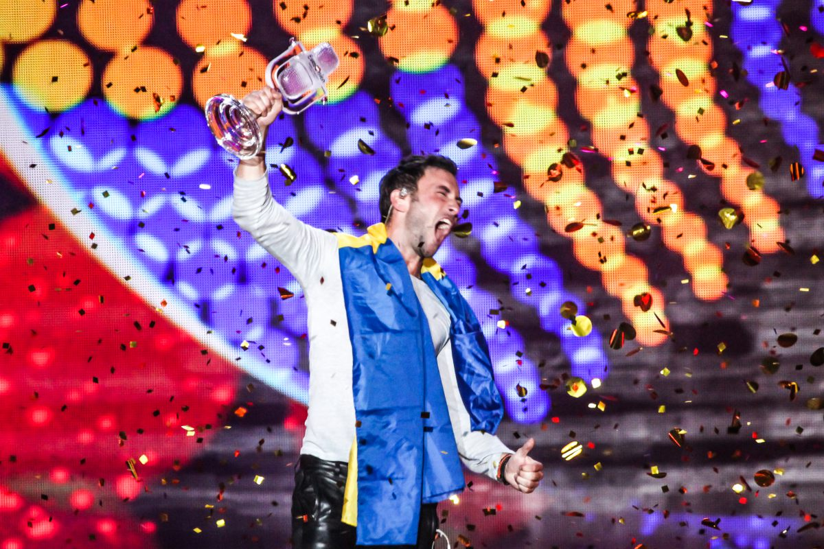 Шведска победи на 60-то јубилејно издание на Евровизија