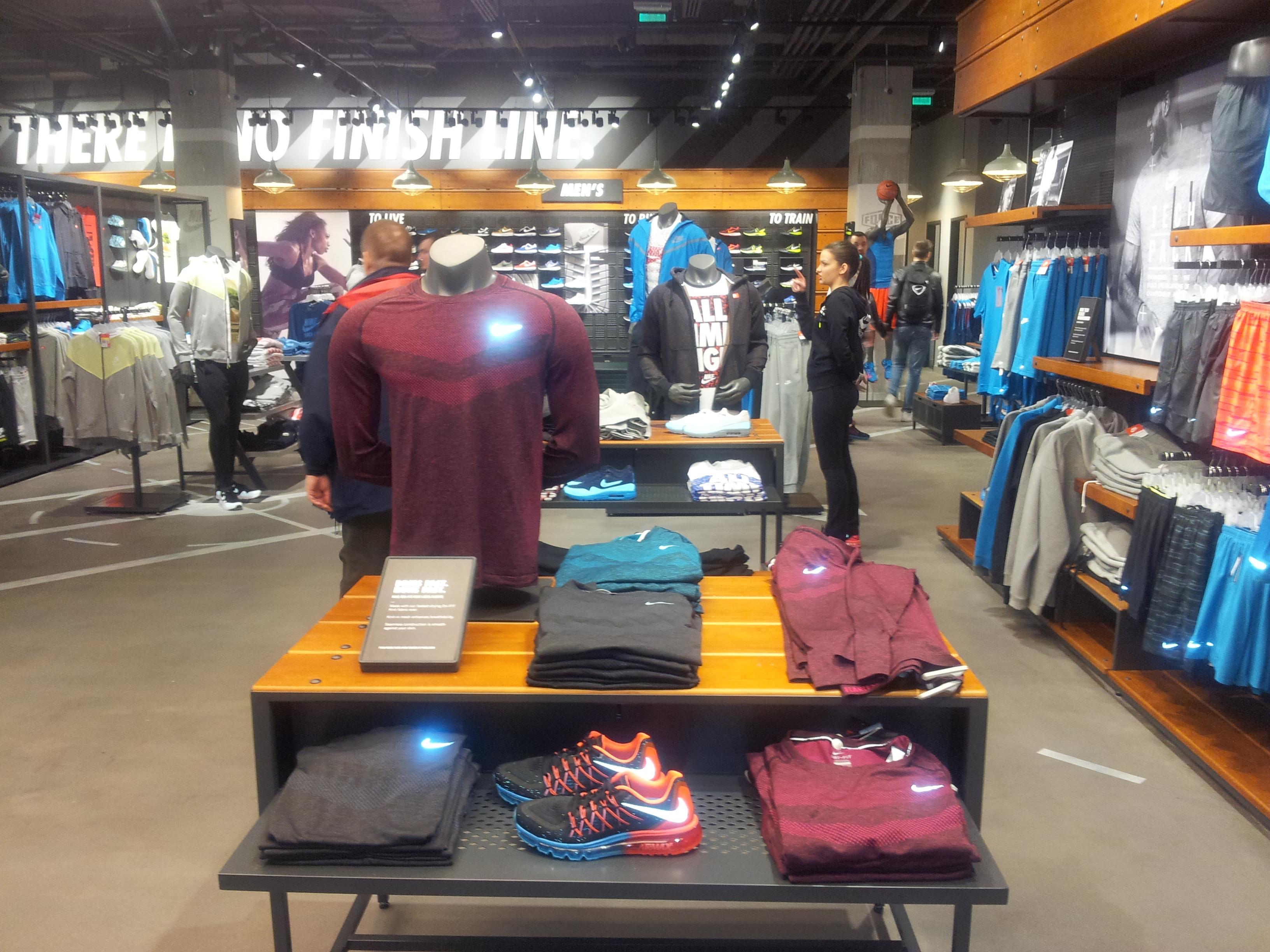 Во Сити мол ќе се отвори најголемата продавница на Nike во Македонија