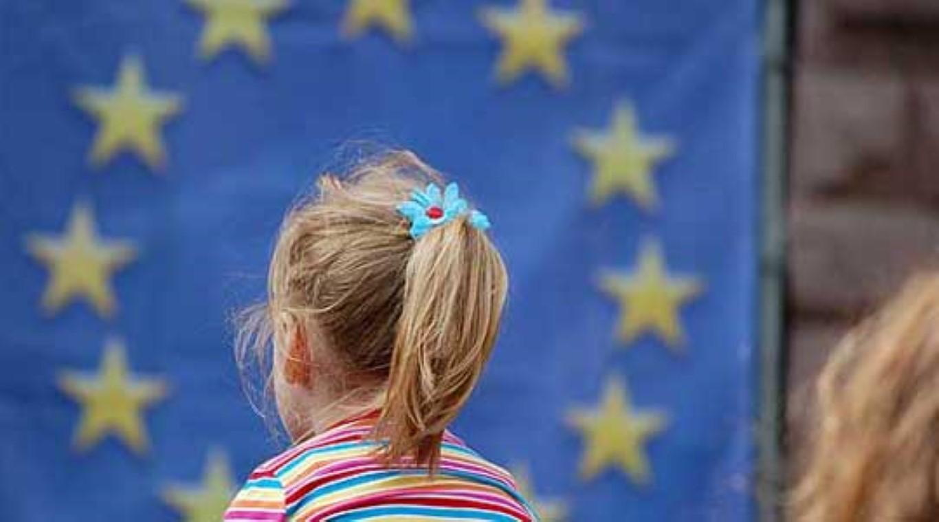 Свечена академија за Денот на Европа