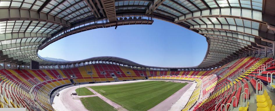 """УЕФА соопшти: Европскиот Суперкуп 2017 ќе се игра на """"Филип Втори"""""""