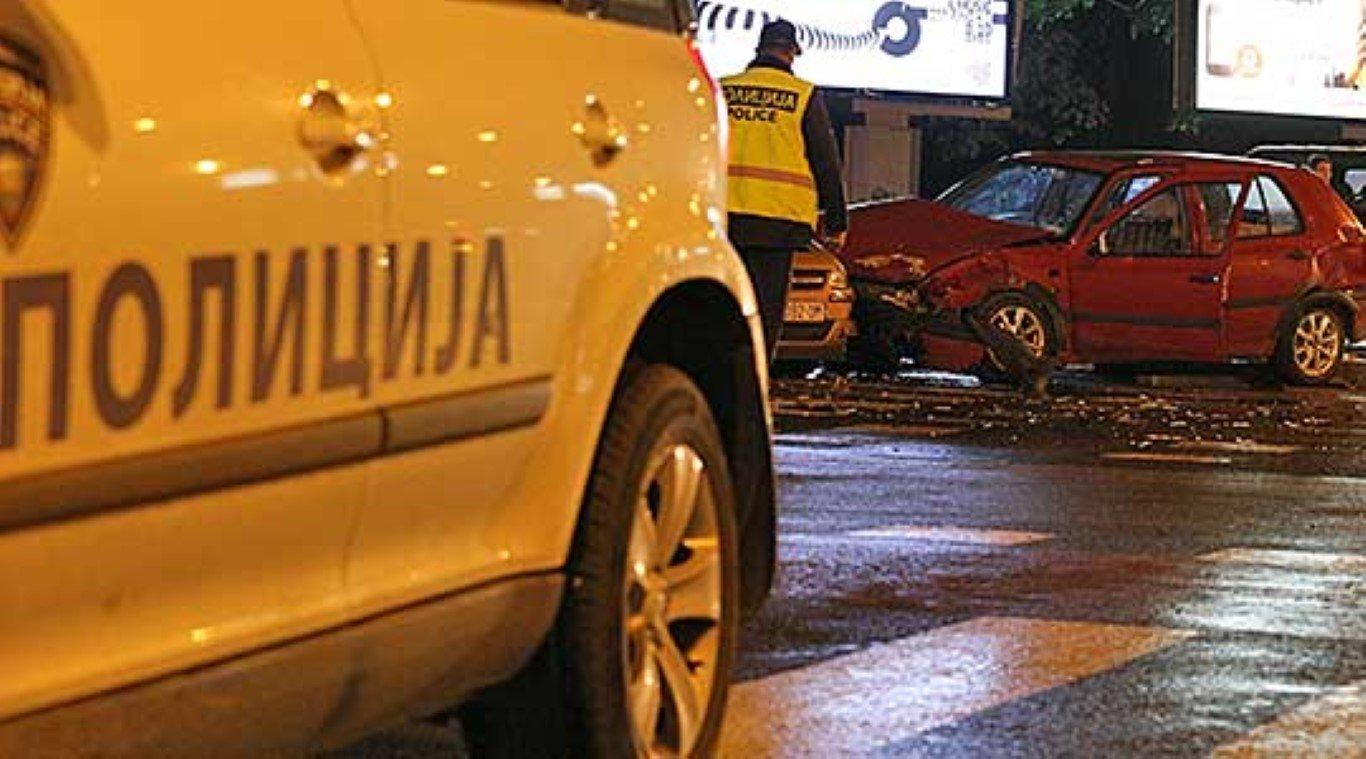Еден загина, двајца тешко повредени во сообраќајка на патот Прилеп - Градско
