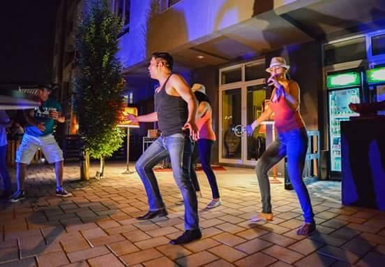 Разиграна забава со танц и музика овој четврток на базен Аеродром