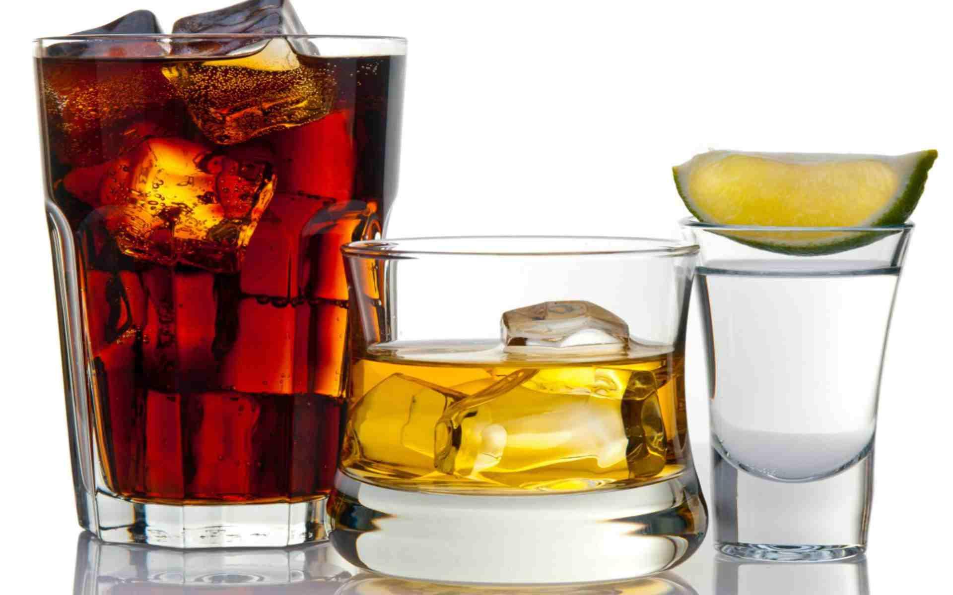 На која категорија љубители на алкохол припаѓате?