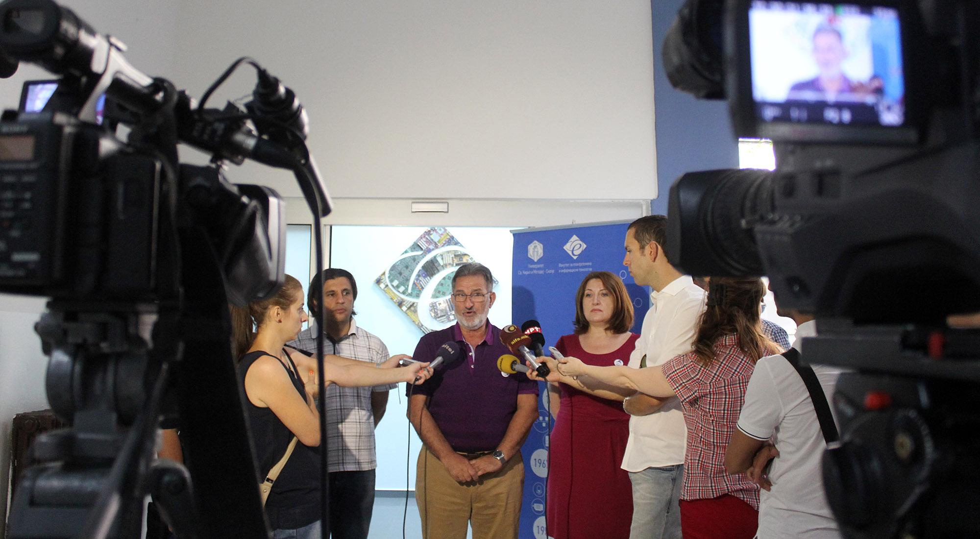 Деканатот на ФЕИТ задоволен од интересот на кандидатите за упис во прва година
