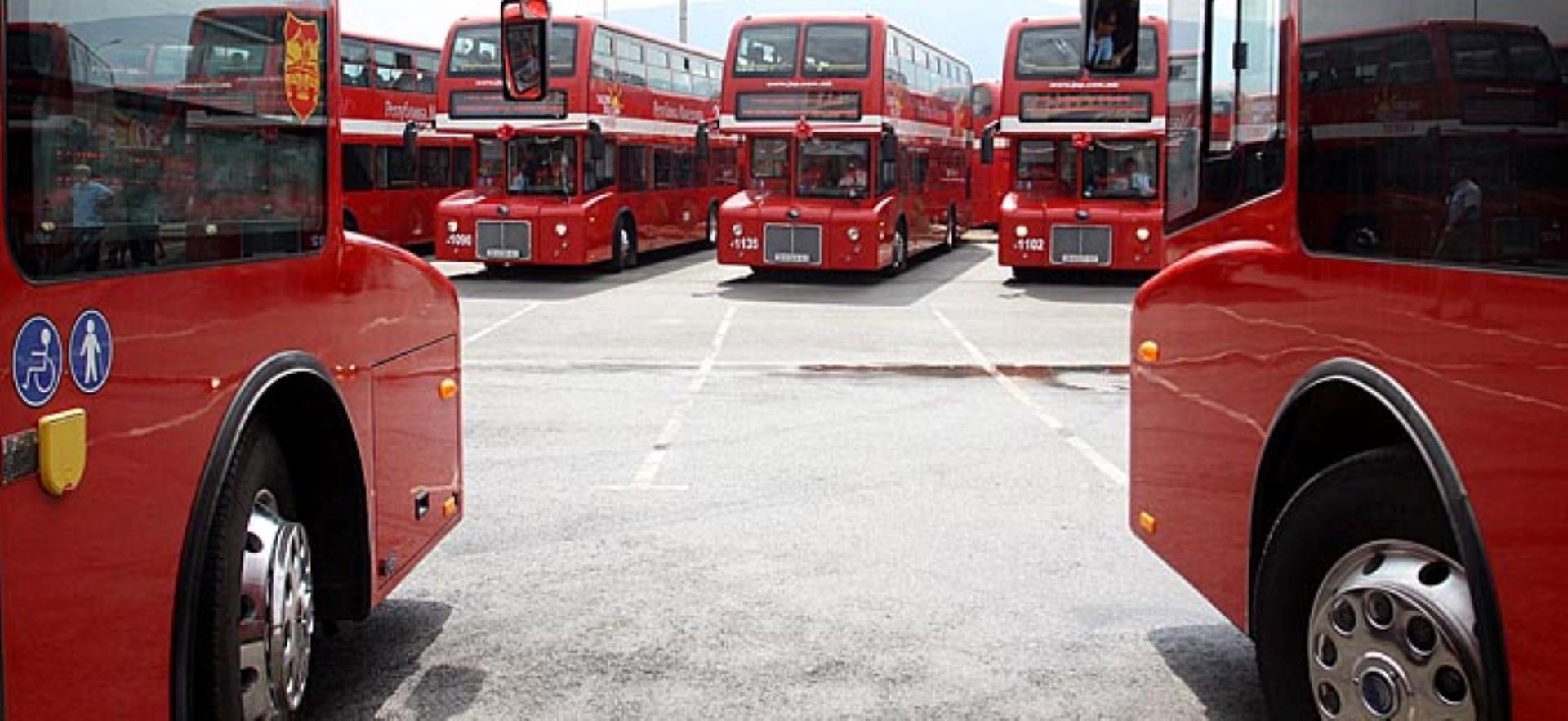 """Новиот систем за наплата во автобусите на ЈСП """"Скопје"""" почнува пробно"""