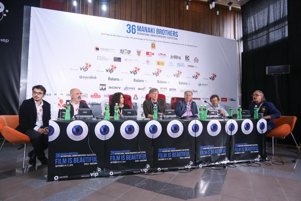 """Претставено главното фестивалско жири на  ИФФК """"Браќа Манаки"""""""