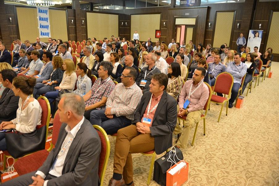 Регионалната Кнауф академија за првпат се одржа се одржа во Македонија
