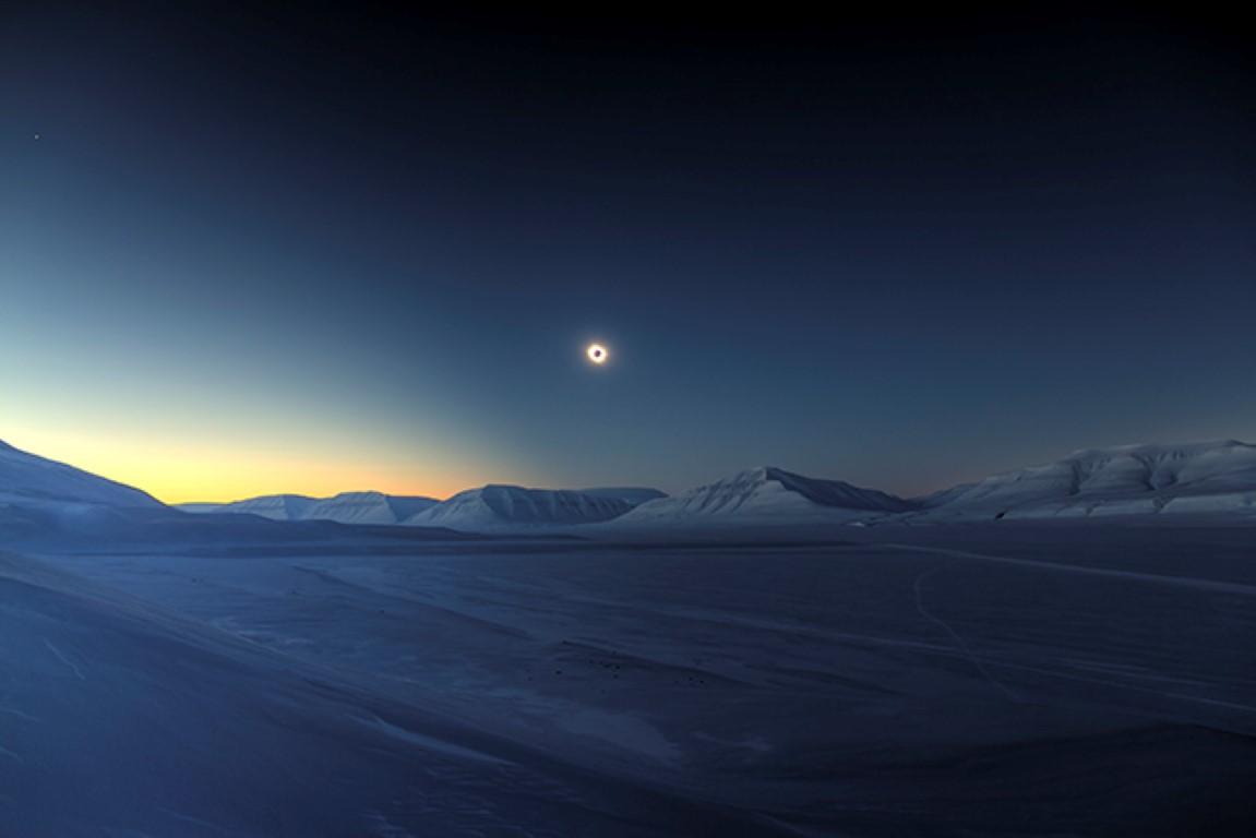 ФОТО: Ова е најубавата астрономска фотографија за 2015