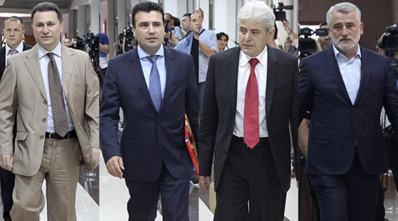 Продолжуваат разговорите за договорот oд Пржино