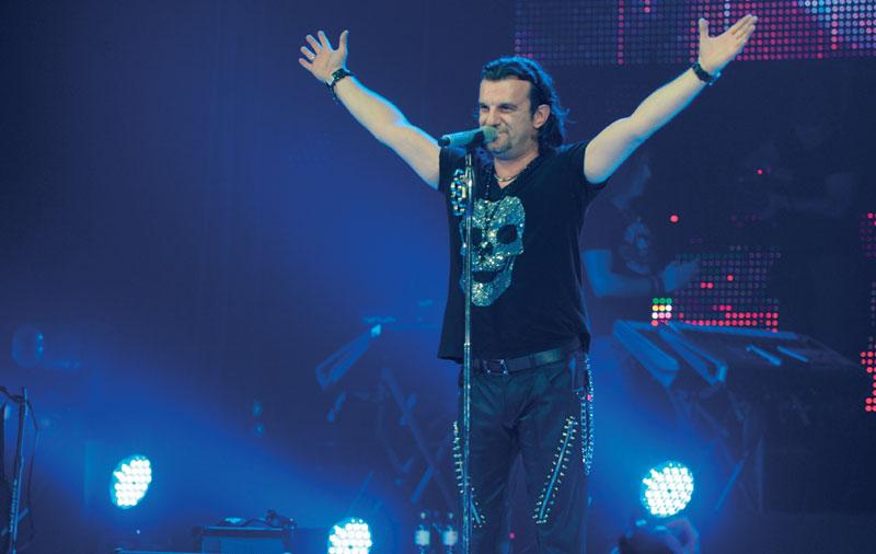 """По цели три години, Аца Лукас најавува спектакл во """"Метрополис арена"""""""