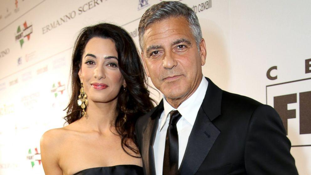 Гласини во Холивуд: Амал Клуни е бремена