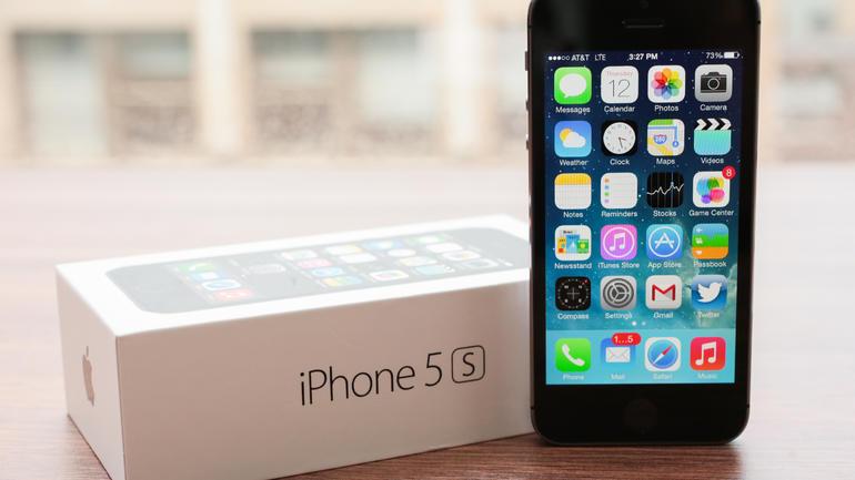 """Нов четири инчен """"iPhone"""" на база на """"iPhone 5S"""""""