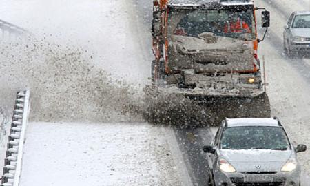 Сообраќајот без забрани и застои по влажни коловози