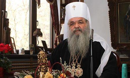 Велигденско послание на поглаварот на МПЦ-ОА г.г. Стефан