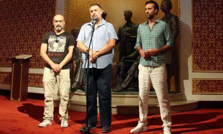 """Со стендап комедија почнува акцијата """"МНТ - театар на хуманоста и солидарноста"""""""