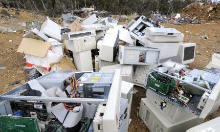 Акција за собирање електронски и електричен отпад