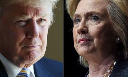 АНКЕТА: Клинтон води со пет проценти пред Трамп