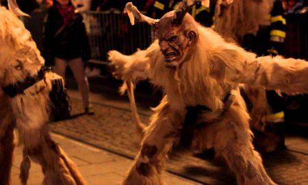 Ноќта кога најстрашните суштества шетаат низ улиците на Клагенфурт