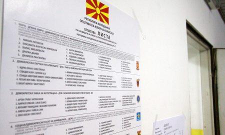 ГЛАСАЊЕТО ЗАВРШИ: Затворени гласачките места