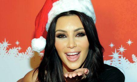 Ким Кардашијан и десетици други светски ѕвезди денеска слават Божиќ