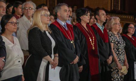 Промовирани нови 310 инженери на ФЕИТ