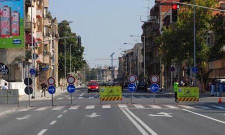 Посебен сообраќаен режим околу Градскиот стадион од 15 часот