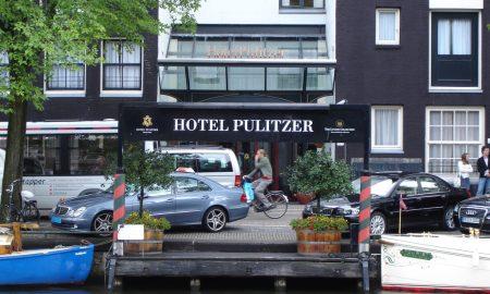 Уникатен хотел во елитниот дел на Амстердам