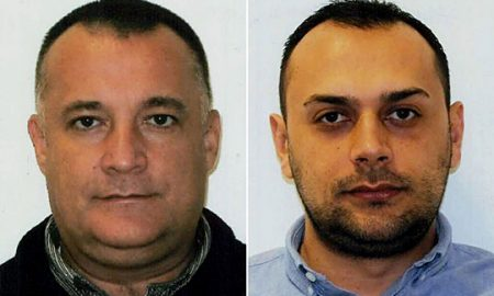 Грујевски и Бошковски уапсени во Солун