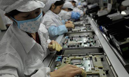 """""""ФАЈНЕНШЛ ТАЈМС"""": """"Епл"""" експлоатира кинески средношколци"""