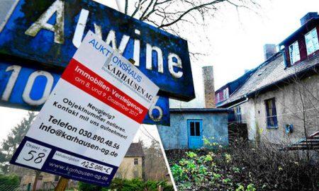 Во Германија продадено село за 140 илјади евра