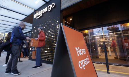 """Амазон"" отвори прв супермаркет без каси"