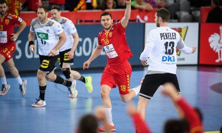 ПРВА ВО ГРУПАТА: Македонија одигра нерешено со европскиот шампион Германија