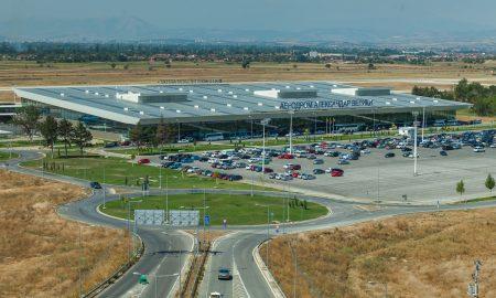 Во јануари за 18,7 проценти повеќе патници на аеродромите