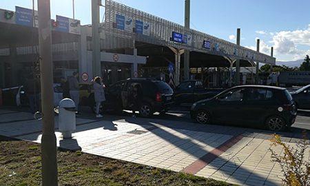 Зголемена фреквенцијата на возила на ГП Богородица за излез кон Грција
