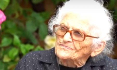 Гркинка е највозрасна жена на светот (ВИДЕО)
