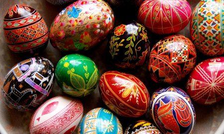 Велигденско јајце – симбол на големиот празник Велигден