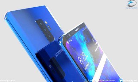 Samsung Galaxy S10 може да има тројна камера