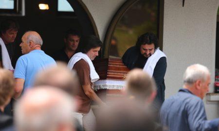 Влатко Илиевски погребан на гробиштата во Ѓорче Петров