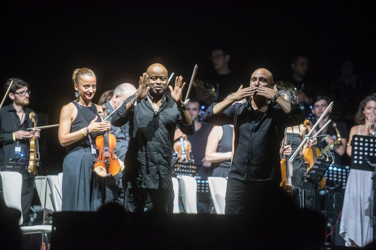Џијан Емин и Хуан Аткинс ја воодушевија публиката и во Грузија!