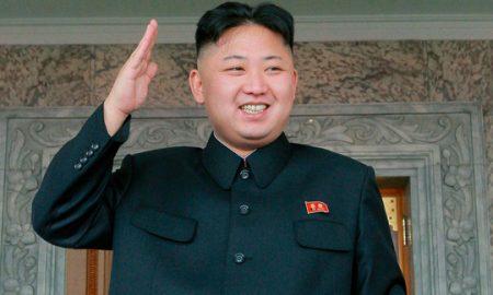 Ким Џонг-ун му подари два тона печурки на својот јужнокорејски колега