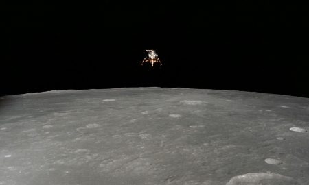 На Месечината има погребан човек