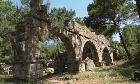 Исчезна мост вo Турциjа