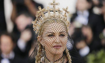 Мадона го одложи новиот албум за идната година