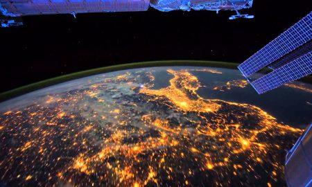 НАСА го објави најдолгиот тајмлепс снимен од Меѓународната вселенска станица (ВИДЕО)